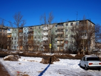 Togliatti, Nikonov st, house 19. Apartment house