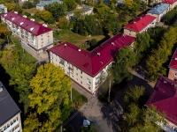 Тольятти, улица Никонова, дом 1. многоквартирный дом