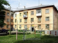 Togliatti, Nikonov st, house 1. Apartment house