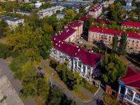 Togliatti, st Nikonov, house 2. Apartment house