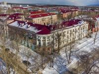 Тольятти, улица Никонова, дом 2. многоквартирный дом