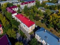 Togliatti, st Nikonov, house 3. Apartment house