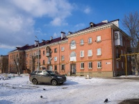 Togliatti, Nikonov st, house 6. Apartment house