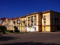 Togliatti, Nikonov st, house 8. Apartment house