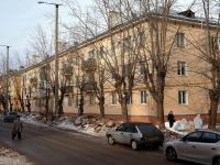 Togliatti, Nikonov st, house 11. Apartment house