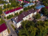 Тольятти, улица Никонова, дом 12. многоквартирный дом