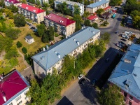 Тольятти, улица Никонова, дом 13. многоквартирный дом