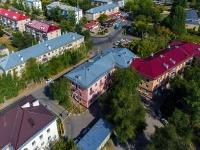Тольятти, улица Никонова, дом 14. многоквартирный дом