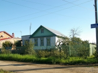 Togliatti, Novgorodsky Ln, house 1. Private house