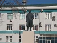 Togliatti, st Novozavodskaya. monument