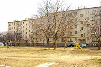 Togliatti, Novopromyshlennaya st, house 15. Apartment house