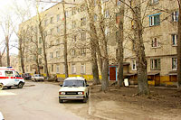 Togliatti, Novopromyshlennaya st, house 17. Apartment house