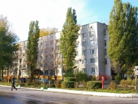 neighbour house: st. Novopromyshlennaya, house 17. Apartment house