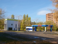 neighbour house: st. Novopromyshlennaya, house 18. fuel filling station
