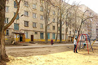 neighbour house: st. Novopromyshlennaya, house 19. Apartment house
