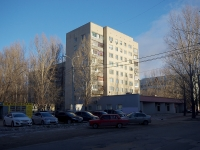 Togliatti, Novopromyshlennaya st, house 21. Apartment house