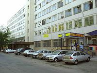 Togliatti, Novopromyshlennaya st, house 22. office building