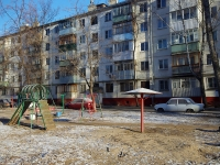 Togliatti, Novopromyshlennaya st, house 23. Apartment house