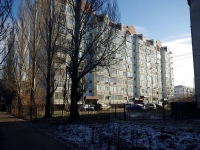 Togliatti, Novopromyshlennaya st, house 27. Apartment house
