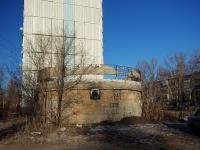 Тольятти, улица Новопромышленная. неиспользуемое здание
