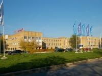 """Тольятти, офисное здание """"ФОРУМ"""", проезд Новый, дом 8"""