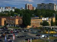 Тольятти, проезд Новый, дом 8. офисное здание
