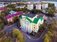 """neighbour house: st. Nosov, house 10. Досуговый центр """"Русич"""""""