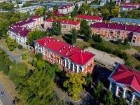Togliatti, st Nosov, house 3. Apartment house