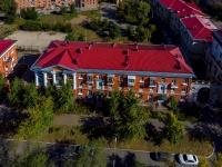 Togliatti, st Nosov, house 5. Apartment house