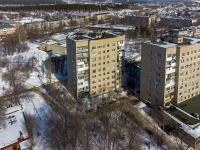 Togliatti, Nosov st, house 17. Apartment house