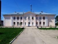 Тольятти, улица Октябрьская, дом 57. школа
