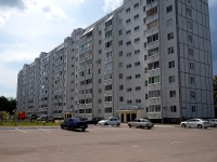Тольятти, улица Октябрьская, дом 80. многоквартирный дом