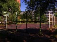 Тольятти, Орджоникидзе бульвар. спортивная площадка