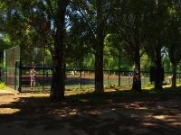 Тольятти, Орджоникидзе бульвар. корт
