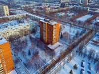 Тольятти, Орджоникидзе бульвар, дом 6. многоквартирный дом
