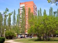 Тольятти, Орджоникидзе бульвар, дом 8. многоквартирный дом