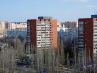 Тольятти, Орджоникидзе бульвар, дом 9. многоквартирный дом