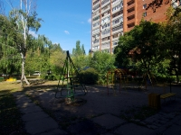Тольятти, Орджоникидзе бульвар, дом 11. многоквартирный дом