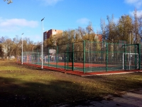 Togliatti, school МОУ СОШ N 44 , Ordzhonikidze blvd, house 14