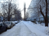 Togliatti, Ordzhonikidze blvd, house 18. Apartment house