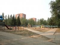 Тольятти, сквер на бульваре ОрджоникидзеОрджоникидзе бульвар, сквер на бульваре Орджоникидзе