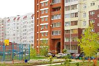 Togliatti, Ofitserskaya st, house 2В. Apartment house