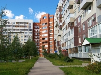 Тольятти, улица Офицерская, дом 2В. многоквартирный дом