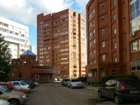 neighbour house: st. Ofitserskaya, house 4Б с.1. garage (parking)