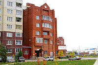 Togliatti, Ofitserskaya st, house 4В. Apartment house