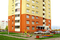 Togliatti, Ofitserskaya st, house 5. Apartment house
