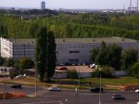 Тольятти, улица Офицерская, дом 12Б. офисное здание
