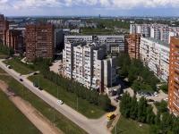 Тольятти, улица Офицерская, дом 2А. многоквартирный дом