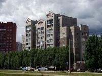 Togliatti, st Ofitserskaya, house 2А. Apartment house