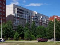 Тольятти, улица Офицерская, дом 2Г. многоквартирный дом